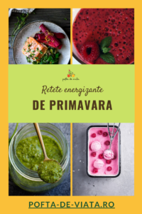 alimentatia de primavara, Alimentatia de primavara pentru energie si echilibrare hormonala