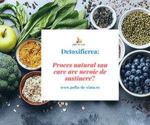 detoxifierea, Detoxifierea – proces natural sau sustinut? (partea I)